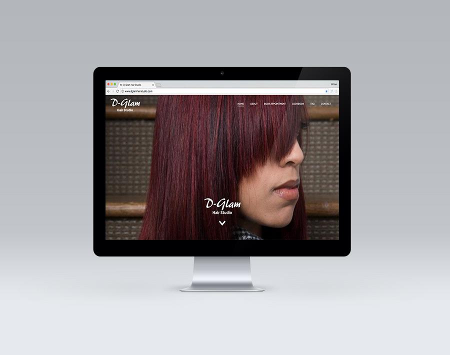 dglam hair studio